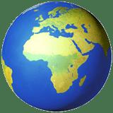 Emoji Globe Terrestre